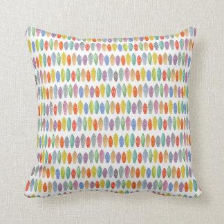 pequenos prancha travesseiro de decoração