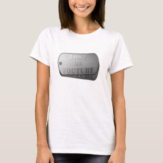 Perdido em YouTube T-shirt