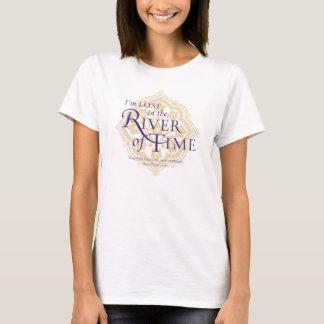 Perdido no rio do tempo t-shirts