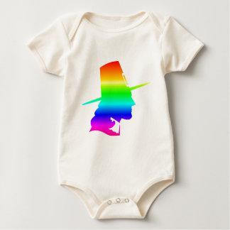 Peregrino do arco-íris babadores