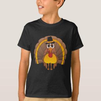 Peregrino Turquia dos desenhos animados T-shirts