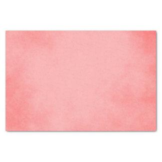 Pergaminho cor-de-rosa bonito papel de seda