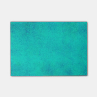 Pergaminho roxo do verde azul do Aqua do vintage Bloquinhos De Notas