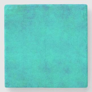 Pergaminho roxo do verde azul do Aqua do vintage Porta Copos De Pedra