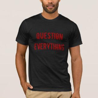 Pergunta tudo camisa 1 do preto