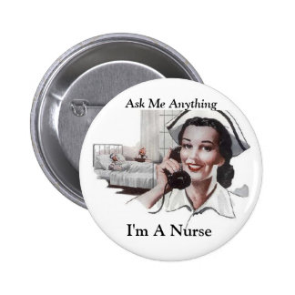 Pergunte-me qualquer coisa - eu sou uma enfermeira boton