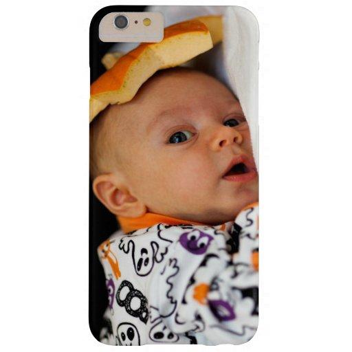 Personalizado adicione sua própria foto capa iPhone 6 plus barely there
