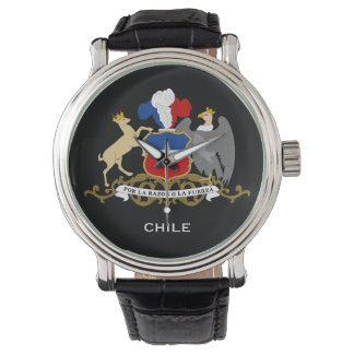 Personalizado feito sob encomenda do Chile de Relogio
