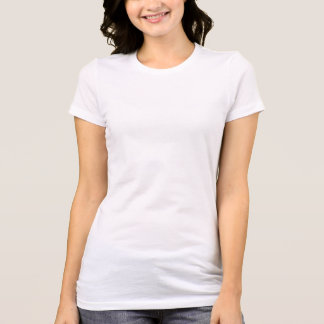 Personalize a sua Própria Camisa Bella Crew Neck F Tshirts