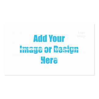 """(Personalize) adicione """"seu"""" toque com imagens e t Cartão De Visita"""