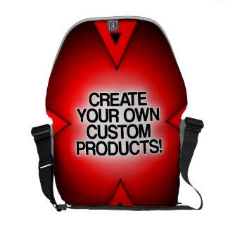 Personalize/personalize/criar seus próprios bolsa mensageiro