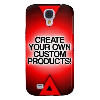 Personalize/personalize/criar seus próprios galaxy s4 cases