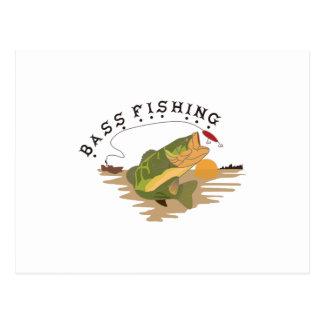 Pesca da perda cartão postal
