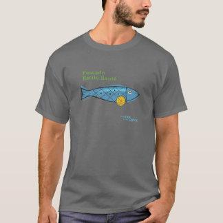 Pescado Estilo faz saltar t-shirt