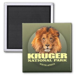PESO de Kruger NP (leão) Íman