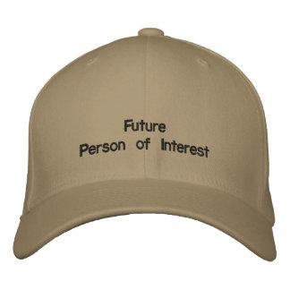 Pessoa do interesse bonés