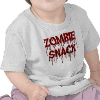 Petisco do zombi t-shirts