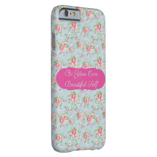 PhoneCase floral Capa Barely There Para iPhone 6