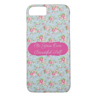 PhoneCase floral Capa iPhone 7