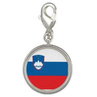 Photo Charms Bandeira de Slovenia