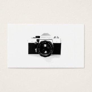 Photographer Cartão De Visitas