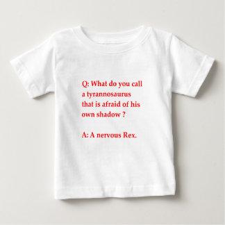 piada da paleontologia camisetas