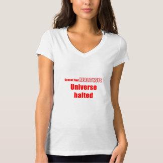Piada do geek do computador t-shirts
