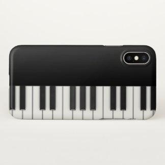 Piano Capa Para iPhone X