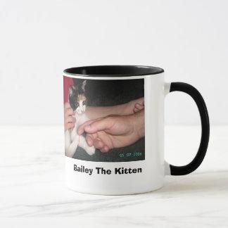 PICT2283, Bailey o gatinho Caneca
