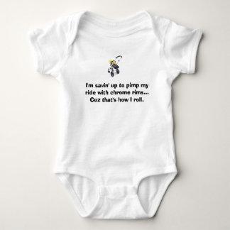 Pimpin meu carrinho de criança t-shirts