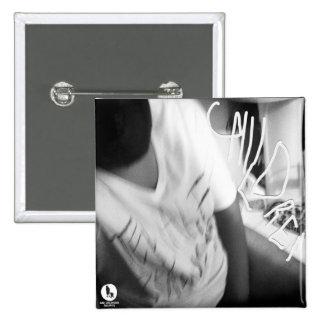 """Pin do foto da capa do álbum das """"crianças"""" de bóton quadrado 5.08cm"""