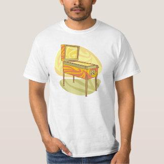 Pinball retro t-shirts
