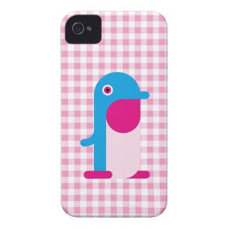 Pinguim azul capas iPhone 4