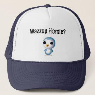 Pinguim bonito 2 de Homie Boné