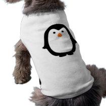 Pinguim bonito dos desenhos animados