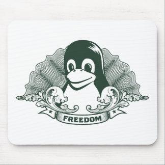 Pinguim de Tux - (Linux, Open Source, Copyleft, FS Mouse Pads