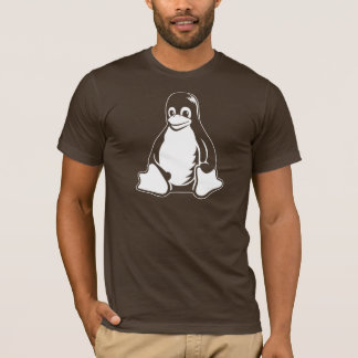 Pinguim de Tux - (Linux, Open Source, Copyleft, Tshirts