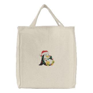 Pinguim ngled T Bolsa