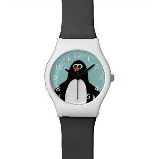 Pinguim Relogios De Pulso