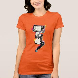 Pino-acima de Cmyk Camisetas