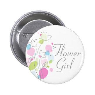 Pino/botão do casamento do florista bóton redondo 5.08cm