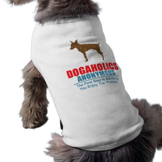 Pinscher diminuto roupas para cães