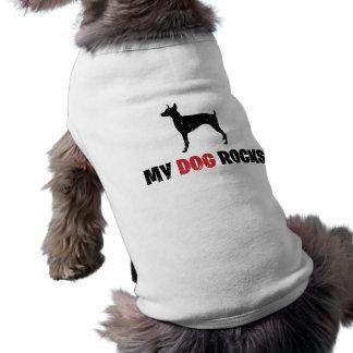 Pinscher do Doberman Camisetas Para Caes