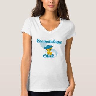 Pintinho #3 da cosmetologia camiseta