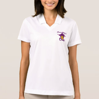 Pintinho #9 do ponto de cruz t-shirt polo