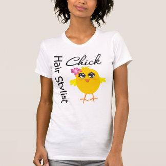 Pintinho do cabeleireiro t-shirt