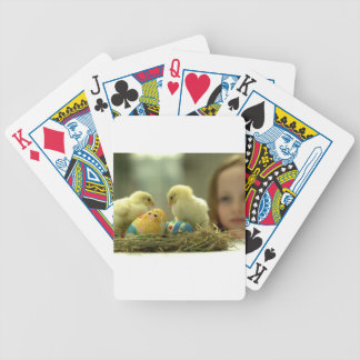 Pintinhos da páscoa jogos de baralho