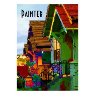 Pintor Cartões De Visitas
