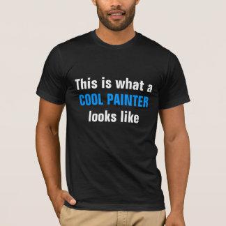 Pintor legal camiseta