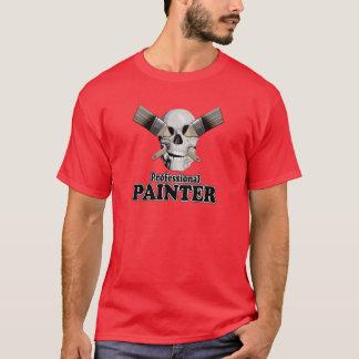 Pintor profissional t-shirts